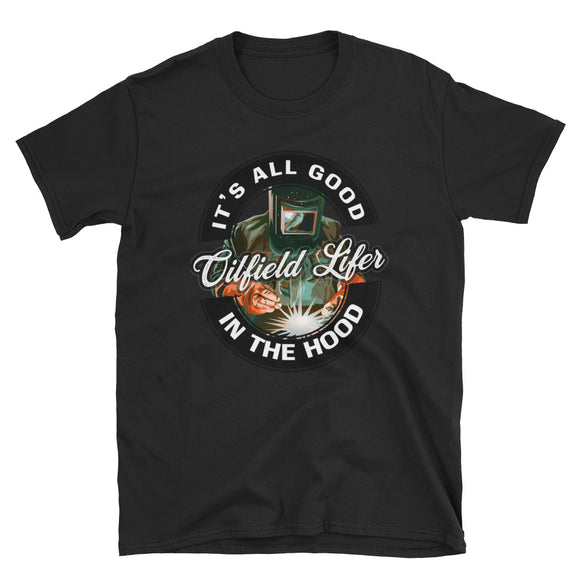 IT'S ALL GOOD IN THE HOOD - Short-Sleeve T-Shirt