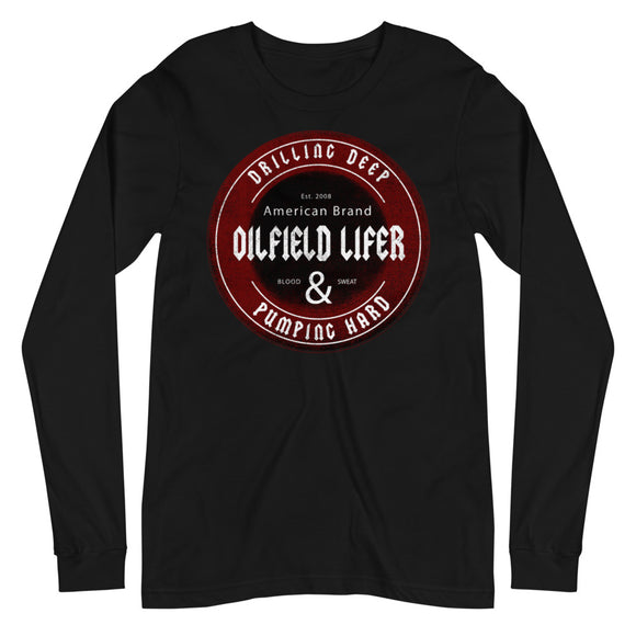 OILFIELD LIFER Long Sleeve Tee