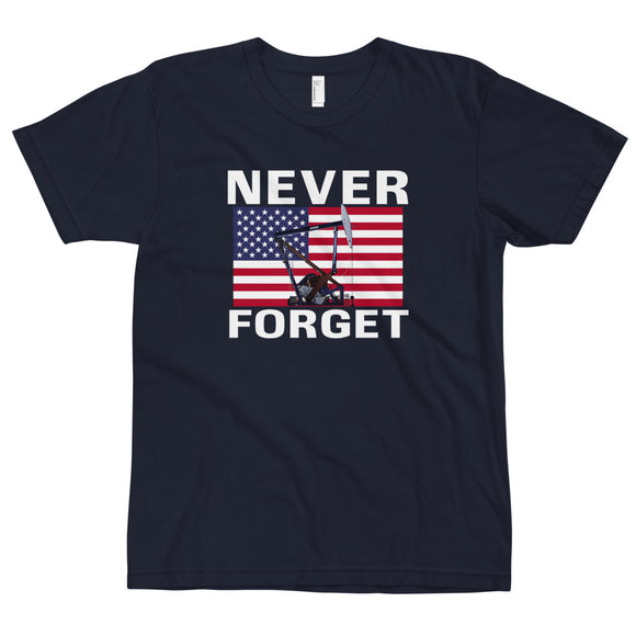 T-Shirt - NEVER FORGET YOUR ROOTS