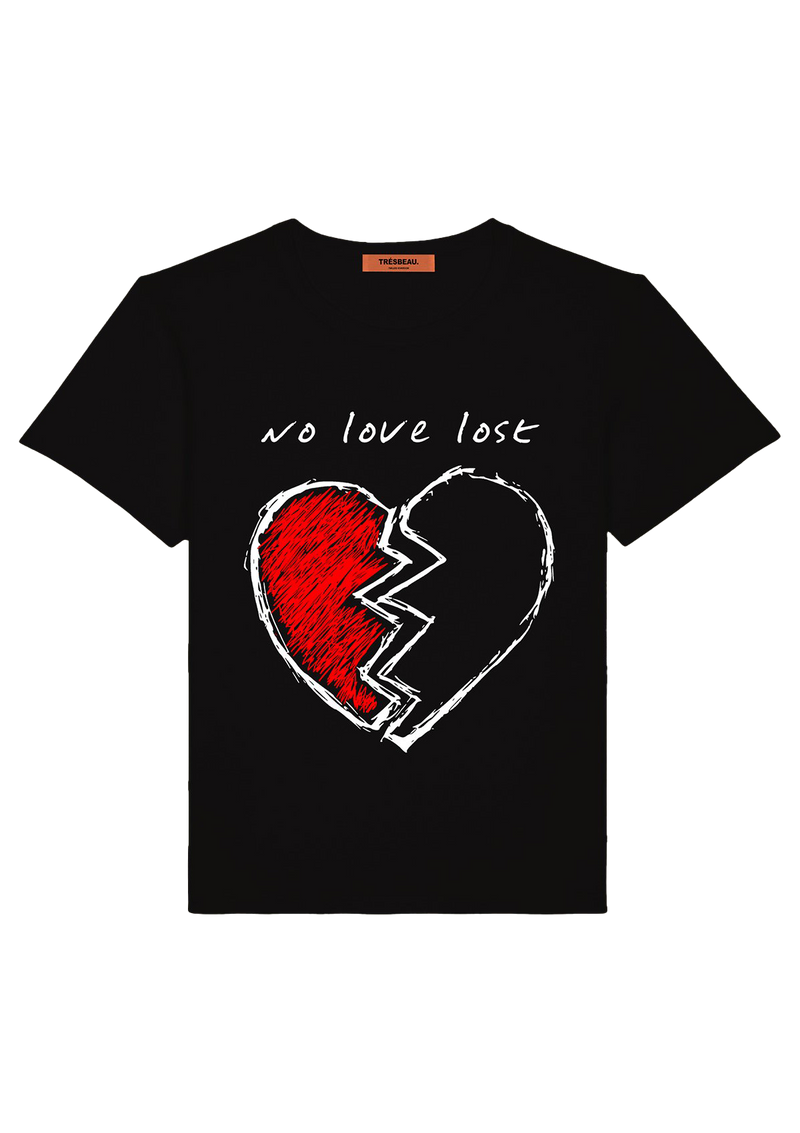 NO LOVE LOST TEE