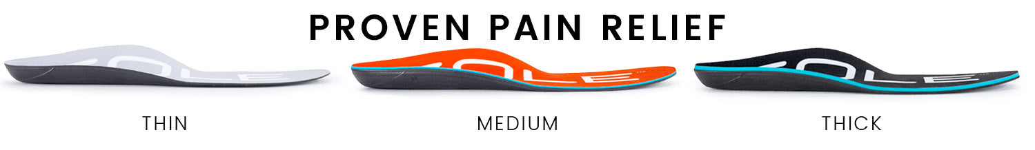 SOLE - Proven pain relief