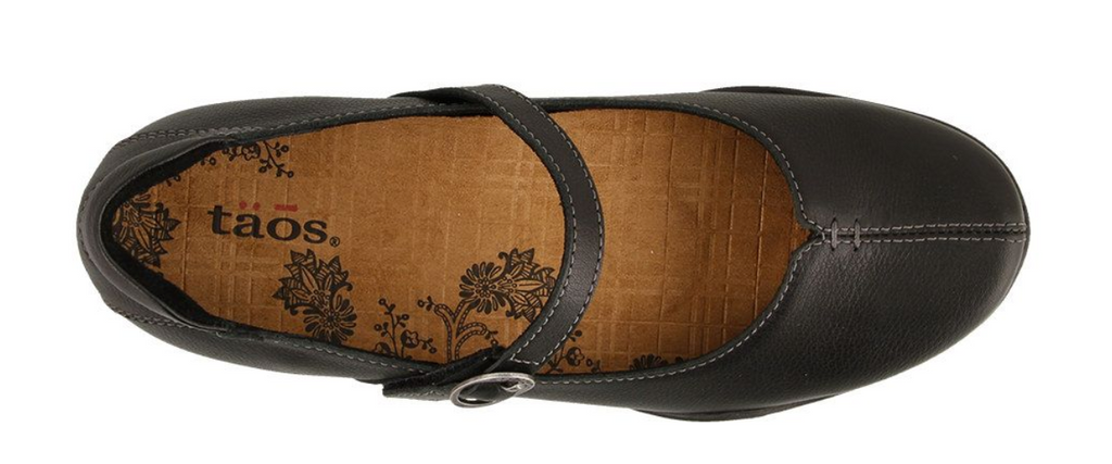 Taos Ta Dah Mary Jane Flat Womens
