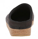 Haflinger GZL Leather Trim Unisex