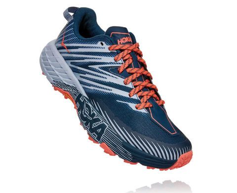 Hoka Speedgoat 4 Womens Wide