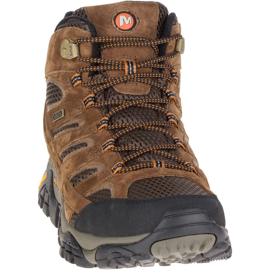 Merrell Moab 2 Mid Waterproof Hiking Boot Mens