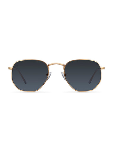 Meller Glasses Eyasi Gold Carbon