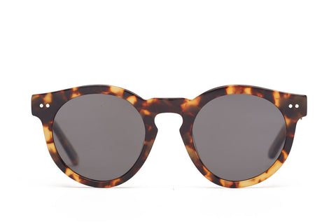 Grey Digue Tortoise Unisex Sunglasses