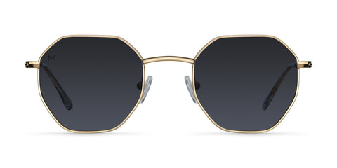 Meller Glasses Endo Gold Carbon