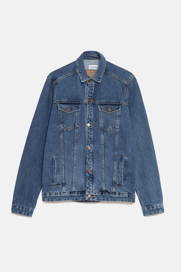 Stonned Denim Jacket