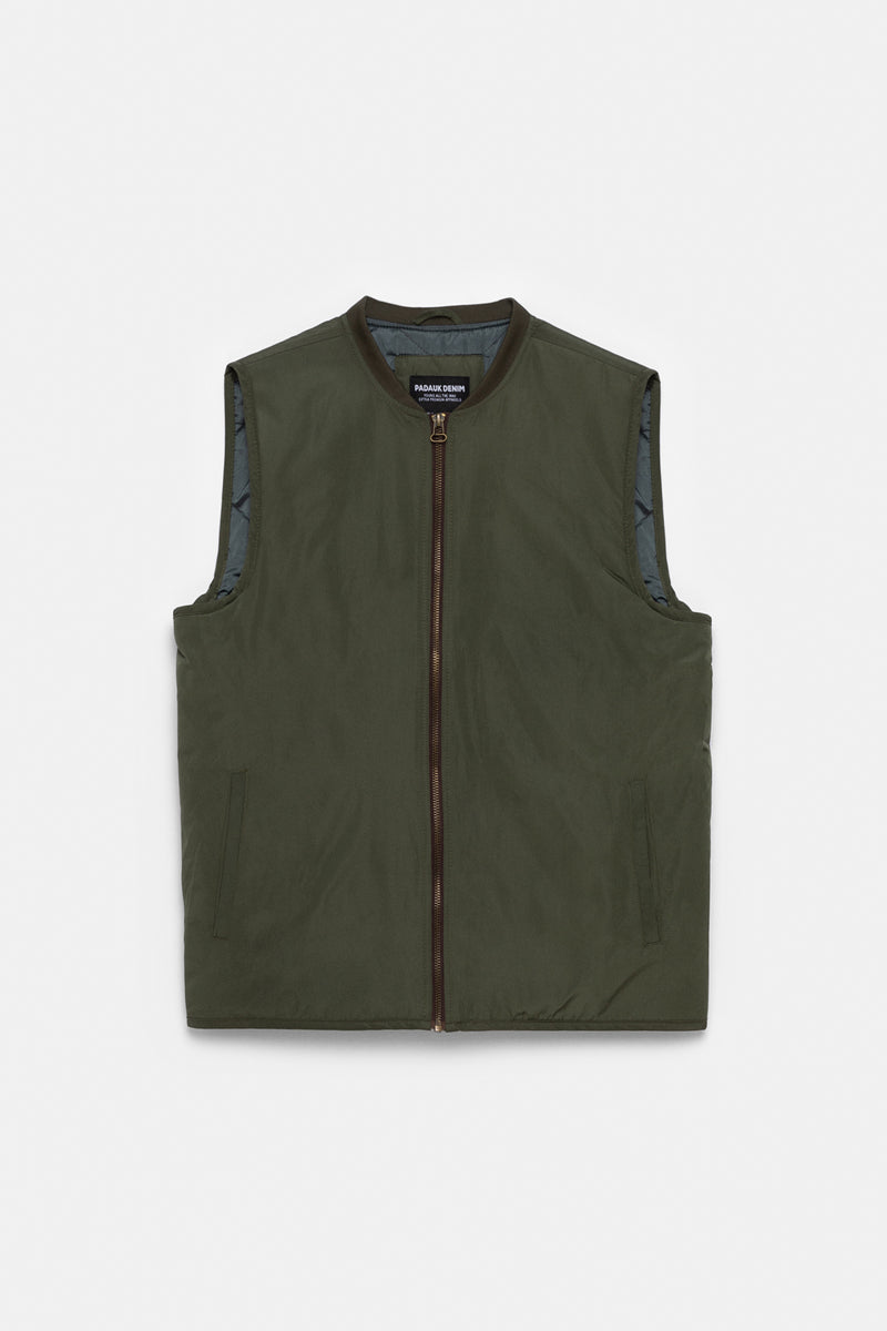 SLEEVLESS GILET