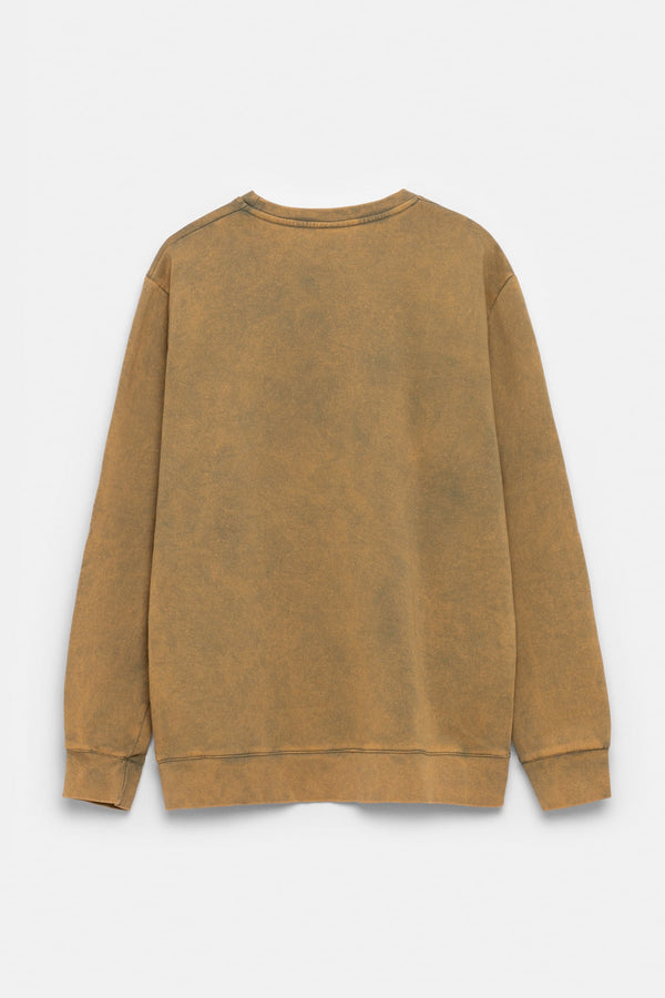 DYED SWEATSHIRT