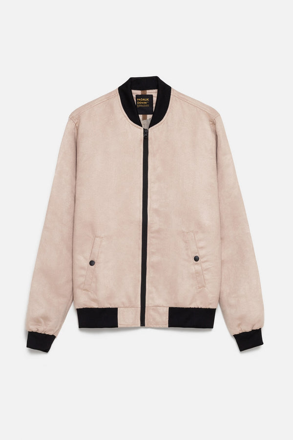 SAND YELLOW BOMBER
