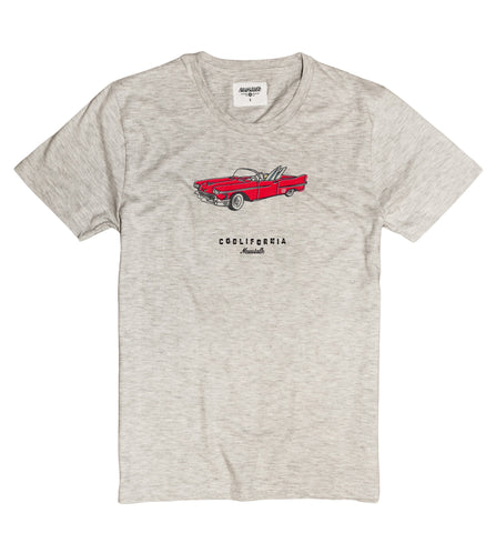 T-shirt - Le Coolifornia