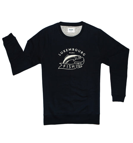 Sweatshirt - Le Fishing Club