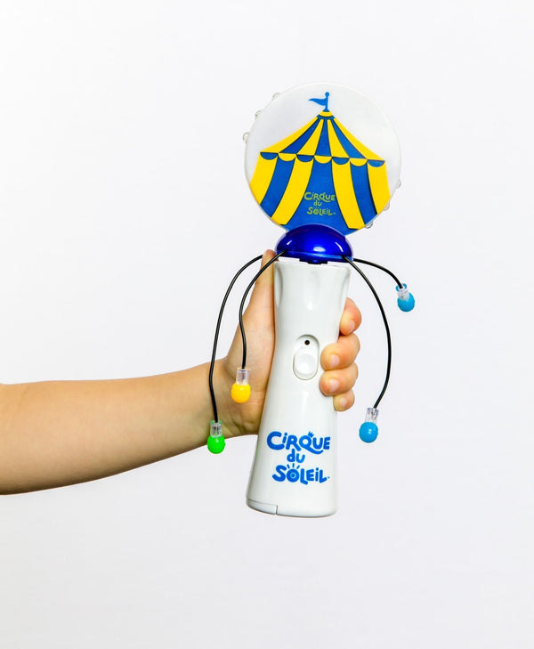 Big Top Spinner Toy  | Cirque du Soleil