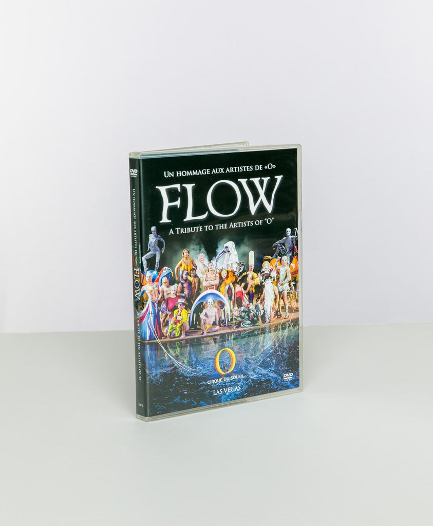 "Official ""O"" Flow Tribute DVD 
