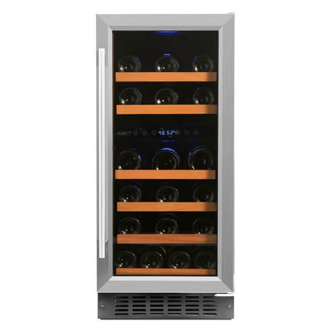 Smith & Hanks 32 Bottle Dual Zone Signature Wine Cooler RE100006