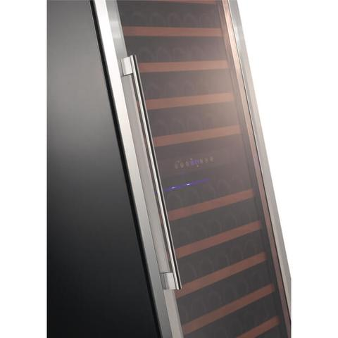 Smith & Hanks 166-Bottle Dual Zone Wine Refrigerator