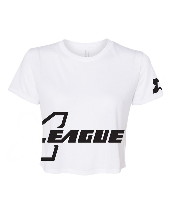 X League Women's Cropped Tee