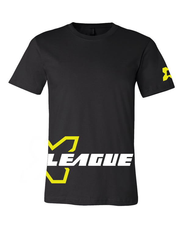 Men's Graphic Print X League Tee