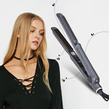 Temperature Control Titanium Electric Waves Iron Hair Curler