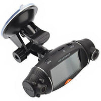R310 GPS Double Lens / 140 Degrees Wide-angle / Night Vision / Gravity Sensing Driving Recorder