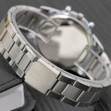 2019 ultra thin watch men horloges Stainless Steel Sports watch-men Quartz Hour Analog Business wristwatch mannen horloge #N03