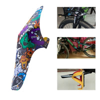 MTB Road Bike Mud Flaps Cycling Bicycle Wings Front Bicycle Mudguard For Mountain Bike Fenders Bicycle Fender 8