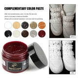 1pcs Multifunctional Leather Refurbishing Cleaner Repair Cream for Car Seat Sofa Color paste Renew Cleaning Kit Decontamination