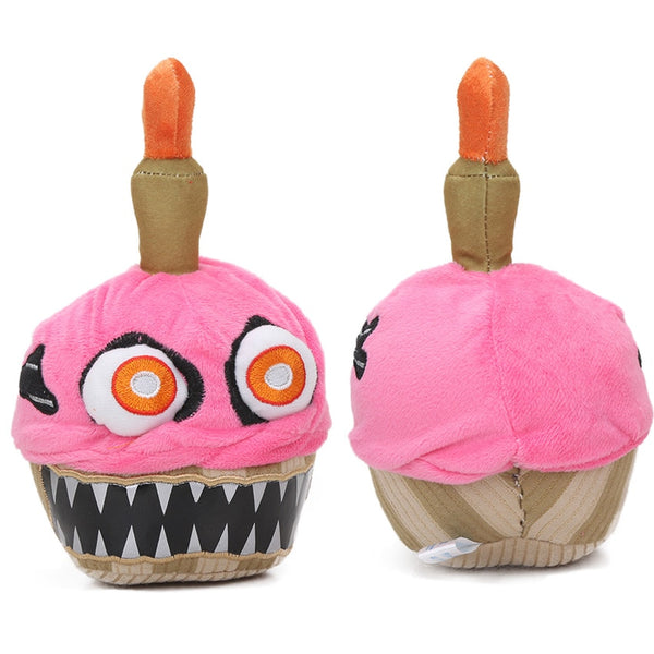 New Pink Five Nights at Freddy's Series 2 Nightmare Cupcake 7.9Inch FNAF Plush Toys juguetes de peluche bebe