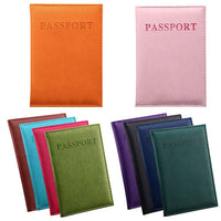 Dedicated Nice Travel Passport Case ID Card Cover Holder Protector Organizer super quality card holder New#25