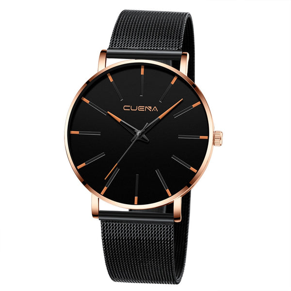Relogio Masculino mens watches Top Brand Luxury Ultra-thin wristwatch men's watch Men's Watch Clock