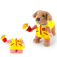 Gomaomi Cute Pet Dog Cat Costume Suit Puppy Clothes Party Halloween Dress