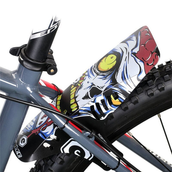 Bicycle Mud Guard Fender Mountain Front Rear Tire Quick Cycling MTB Sports 2019