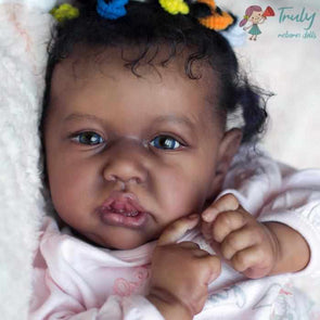 "22"" Madison Truly Reborn Baby Doll Girl"