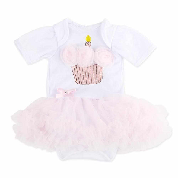 "Reborn Dolls Baby Clothes Cake Outfits for 20""- 22"" Reborn Doll Girl Baby Clothing sets"