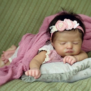 Realistic 20'' Sweet Paradiso Reborn Baby Doll Girl