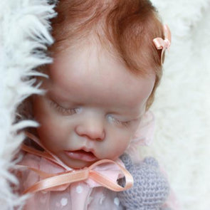 "[MID-YEAR OFFER] 17"" Elena Truly Lovely Reborn Baby Girl Doll"