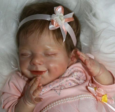 "20"" sunny Truly Baby Girl Doll"