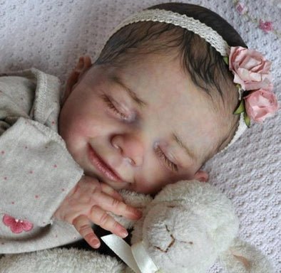 "20"" Brielle Truly Baby Girl Doll"