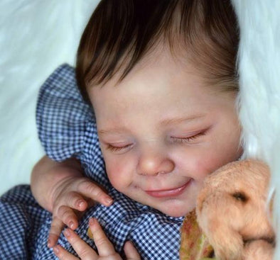 "20"" Nicole Truly Reborn Baby Doll Girl, Gift"