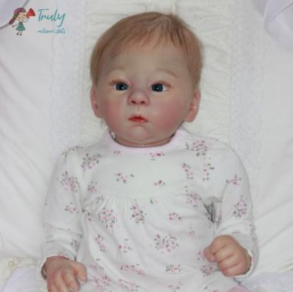 21inch Eleanor Truly Baby Girl Doll