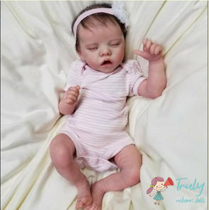 "[MID-YEAR OFFER] 17"" Joan Truly Baby Girl Doll, Special Gift for Kids"