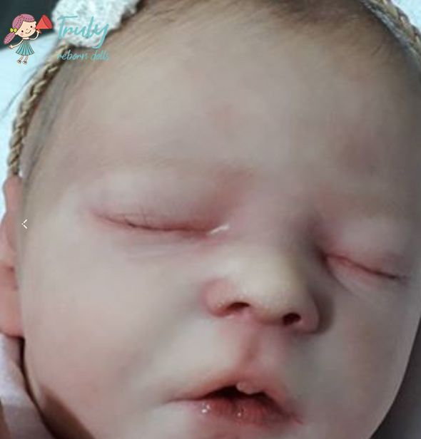 "17.5"" Jim Truly Reborn Baby Girl Toy"
