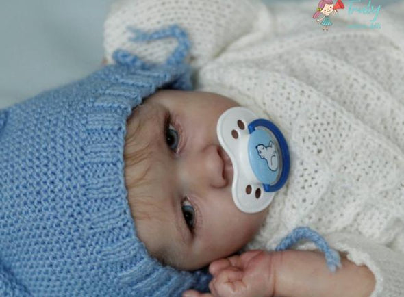 "22"" Kitty Truly Reborn Baby Doll Girl"