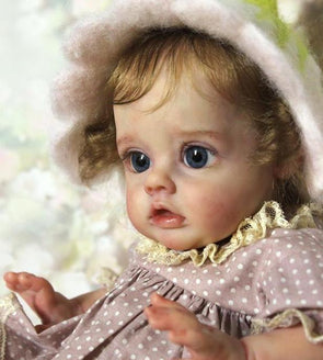 [2rd 20% OFF] 12 inch Joa Truly Reborn Baby Doll Girl