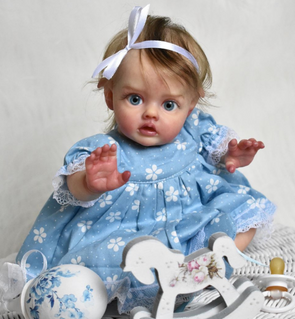 [2rd 20% OFF] 12 inch Frederica Truly Reborn Baby Girl