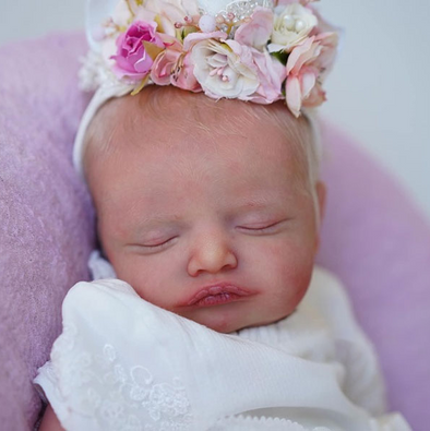 20'' Shirk Touch Real Reborn Baby Doll Girl