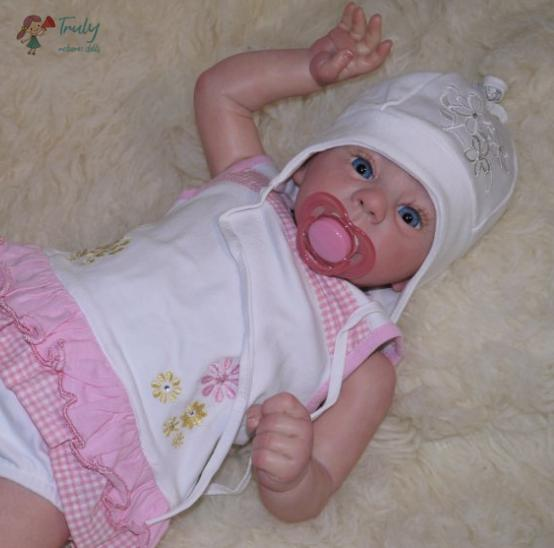 21inch Sophie Truly Baby Girl Doll