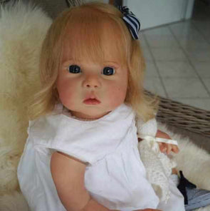 [Special Discount] 19'' Mabel Realistic Reborn Lifelike Baby Doll Girl